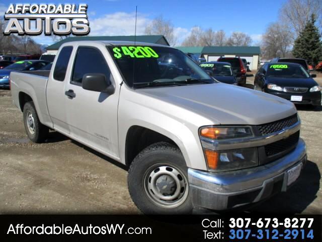 2004 Chevrolet Colorado LS Z85 Ext. Cab 2WD