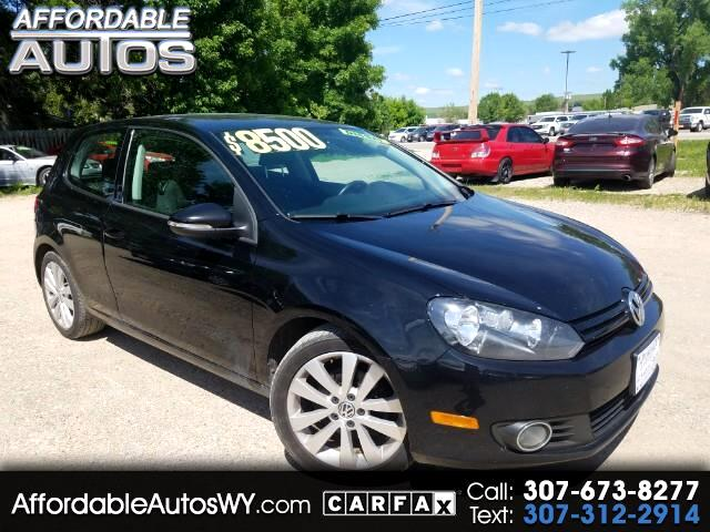 2012 Volkswagen Golf 2.0L 2-Door TDI