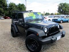 2015 Jeep WRANGLER S