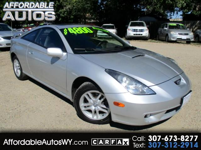 2002 Toyota Celica 2dr Coupe GT 5-Spd