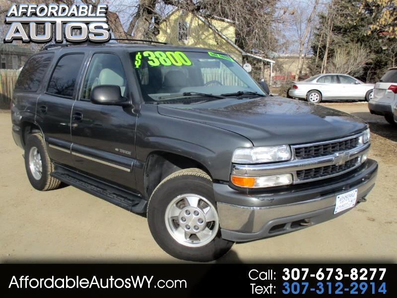 2000 Chevrolet Tahoe LS 4WD