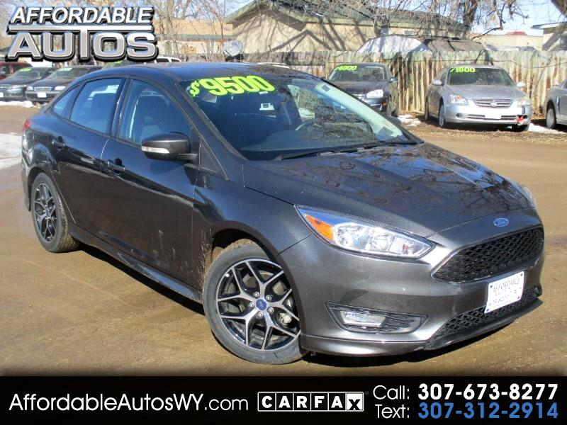 2015 Ford Focus SE Sedan