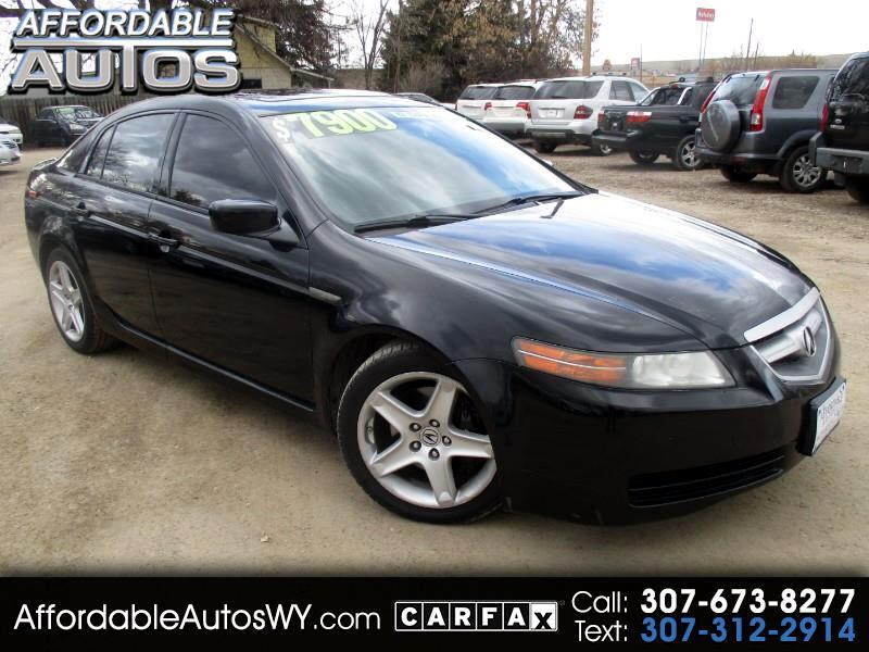 2006 Acura TL 6-Speed MT