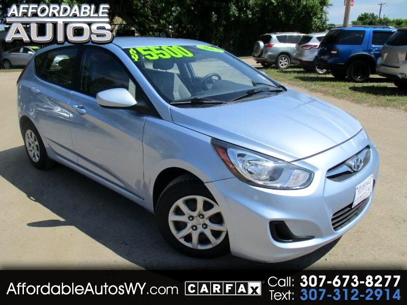 2013 Hyundai Accent 5dr HB Man GS