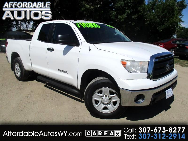 2012 Toyota Tundra Double Cab 4.6L V8 6-Spd AT (Natl)