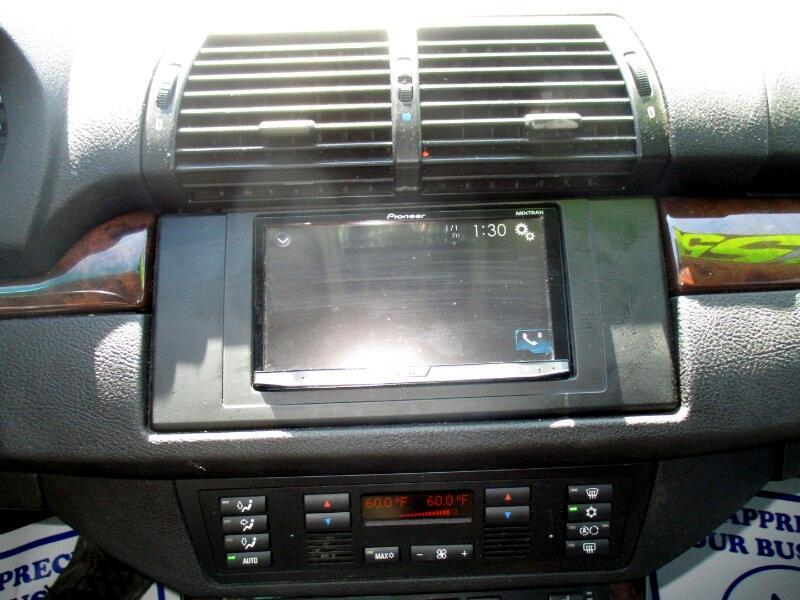 2006 BMW X5 4.4i