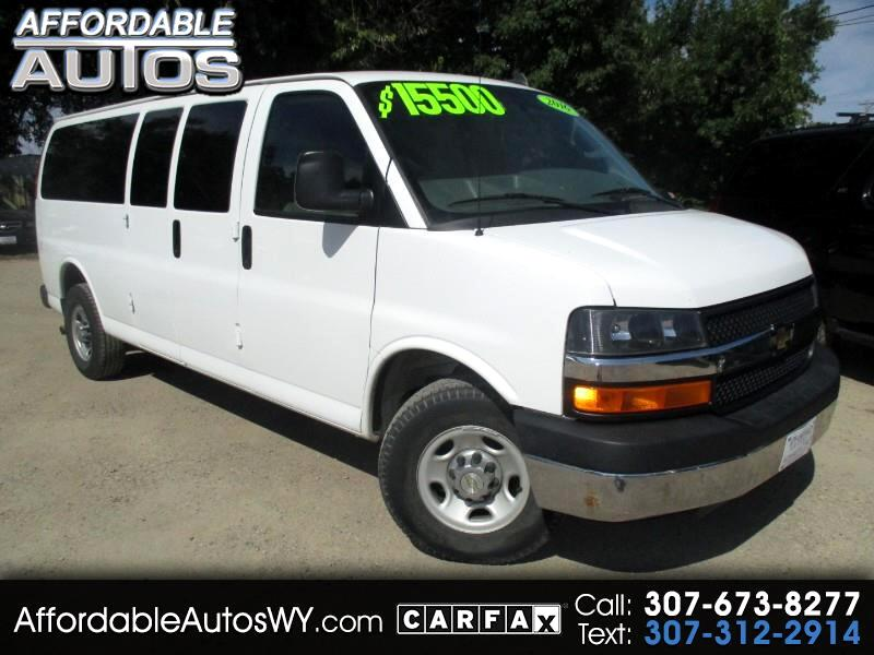 2016 Chevrolet Express Passenger RWD 3500 135