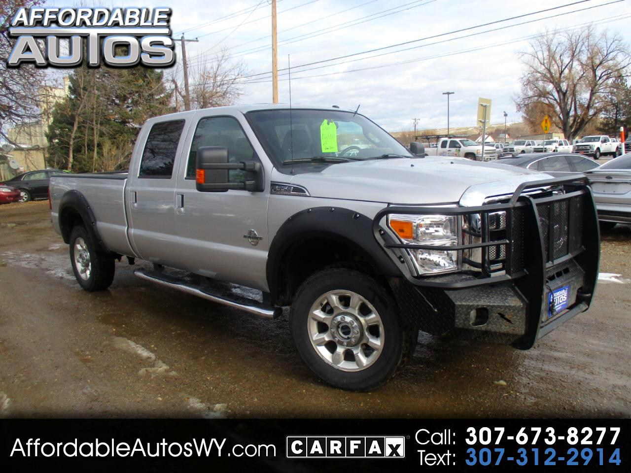 "Ford Super Duty F-350 SRW 4WD Crew Cab 156"" King Ranch 2011"