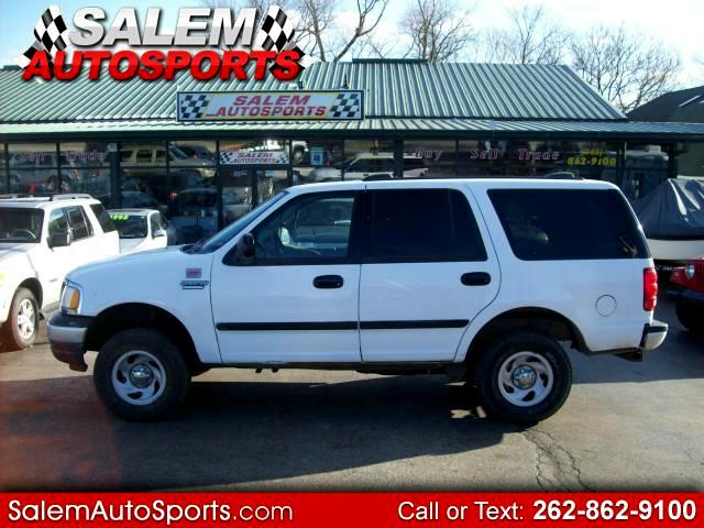 2002 Ford Expedition XLT 4WD