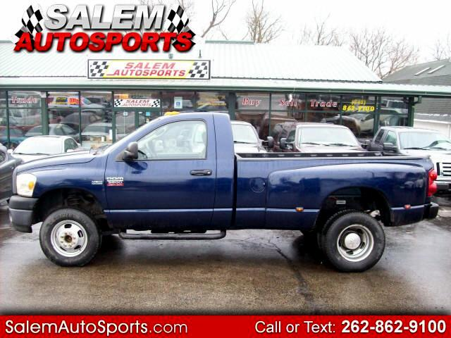 2008 Dodge Ram 3500 Regular Cab DRW 4WD