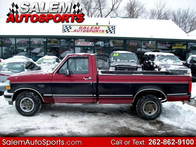 1994 Ford F-150 Reg. Cab Long Bed 2WD