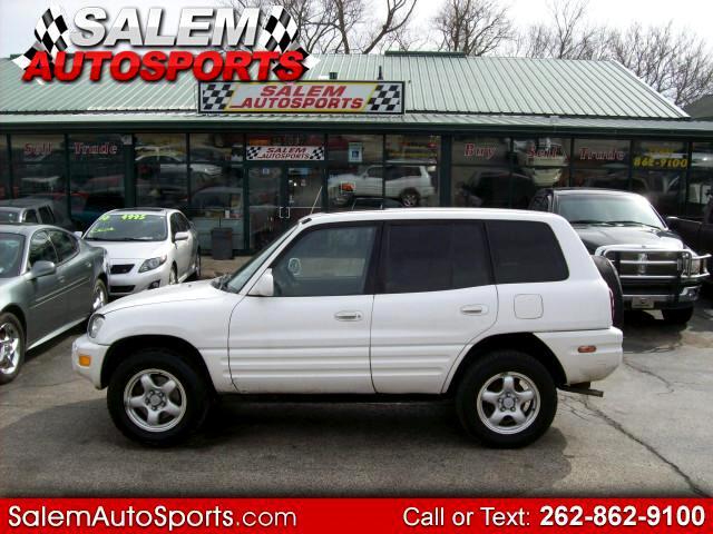 1999 Toyota RAV4 L Special Edition