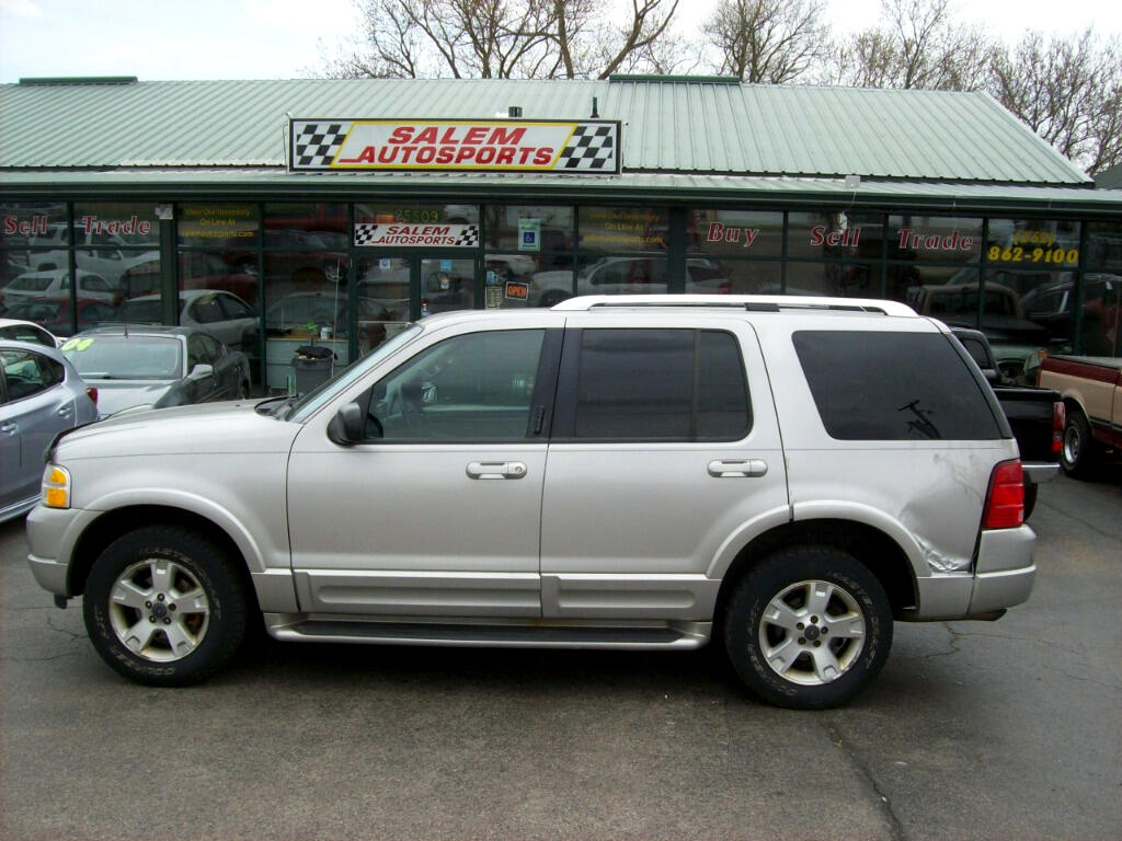 """2003 Ford Explorer 4dr 114"""" WB 4.6L Limited 4WD"""