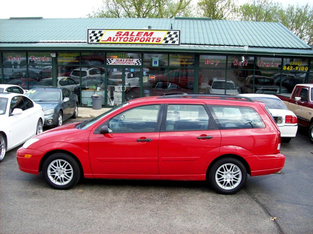 2002 Ford Focus 4dr Wgn SE Comfort