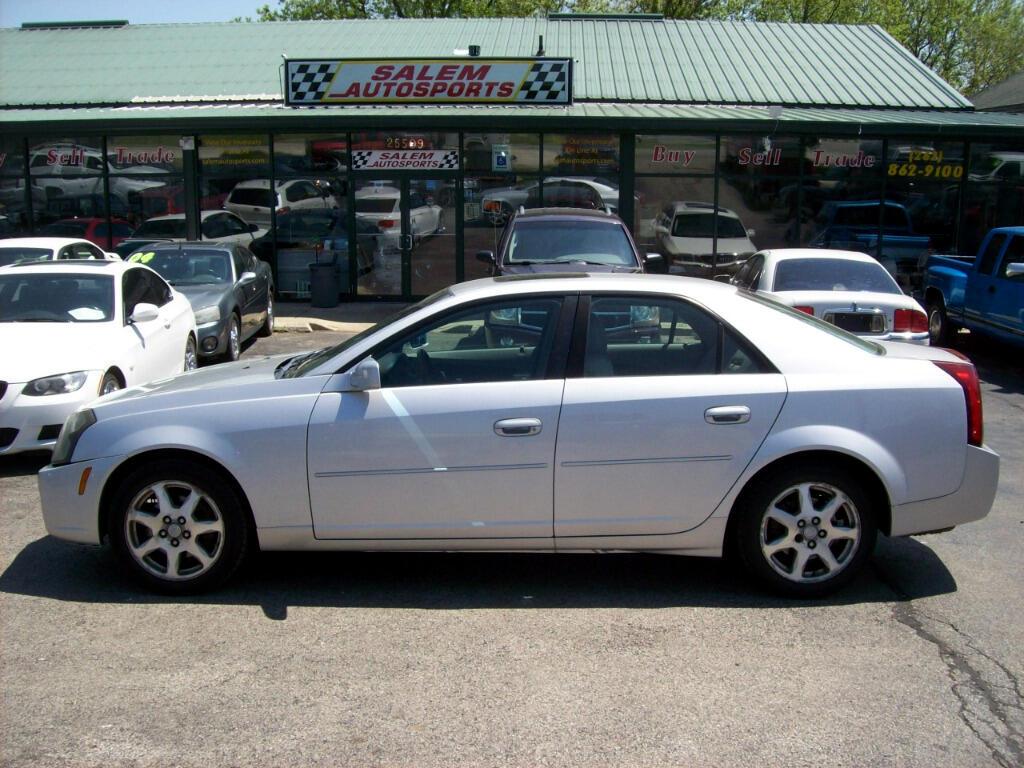 2003 Cadillac CTS 4dr Sdn