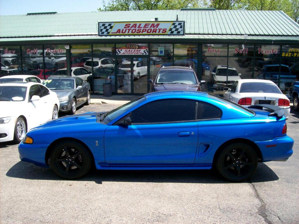 1998 Ford Mustang 2dr Cpe SVT Cobra