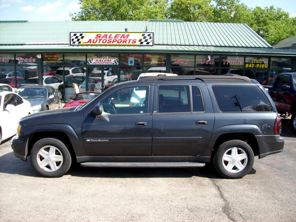 2003 Chevrolet TrailBlazer 4dr 4WD EXT LT