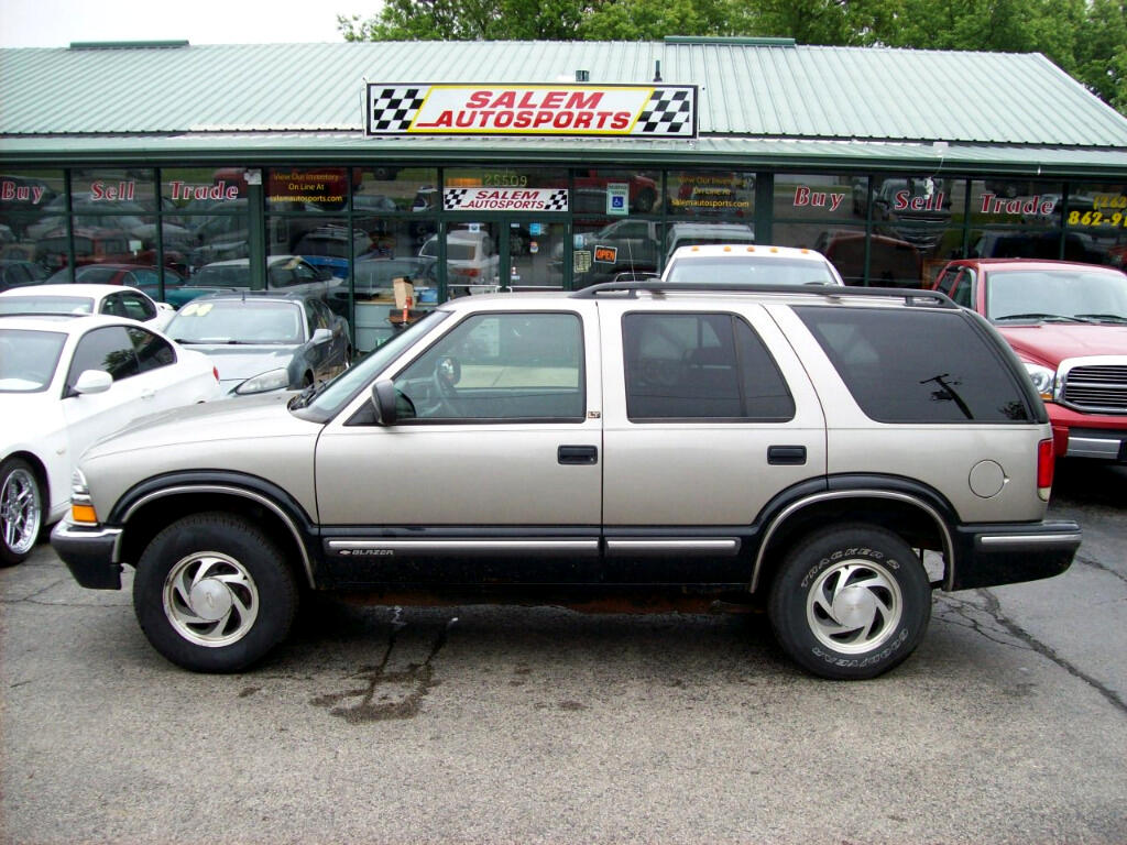 1999 Chevrolet Blazer 4dr 4WD LT