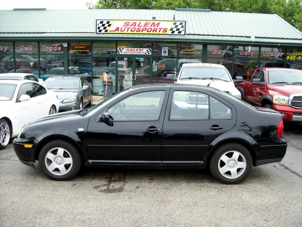 2000 Volkswagen Jetta 4dr Sdn GLS Turbo Auto