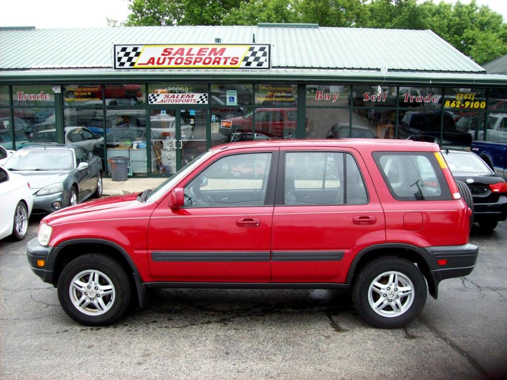 2001 Honda CR-V 4WD EX Auto
