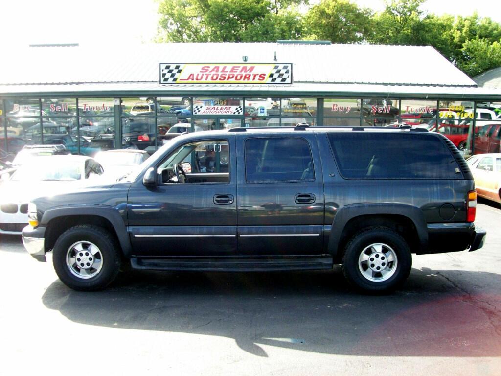 2003 Chevrolet Suburban 4dr 1500 4WD LT