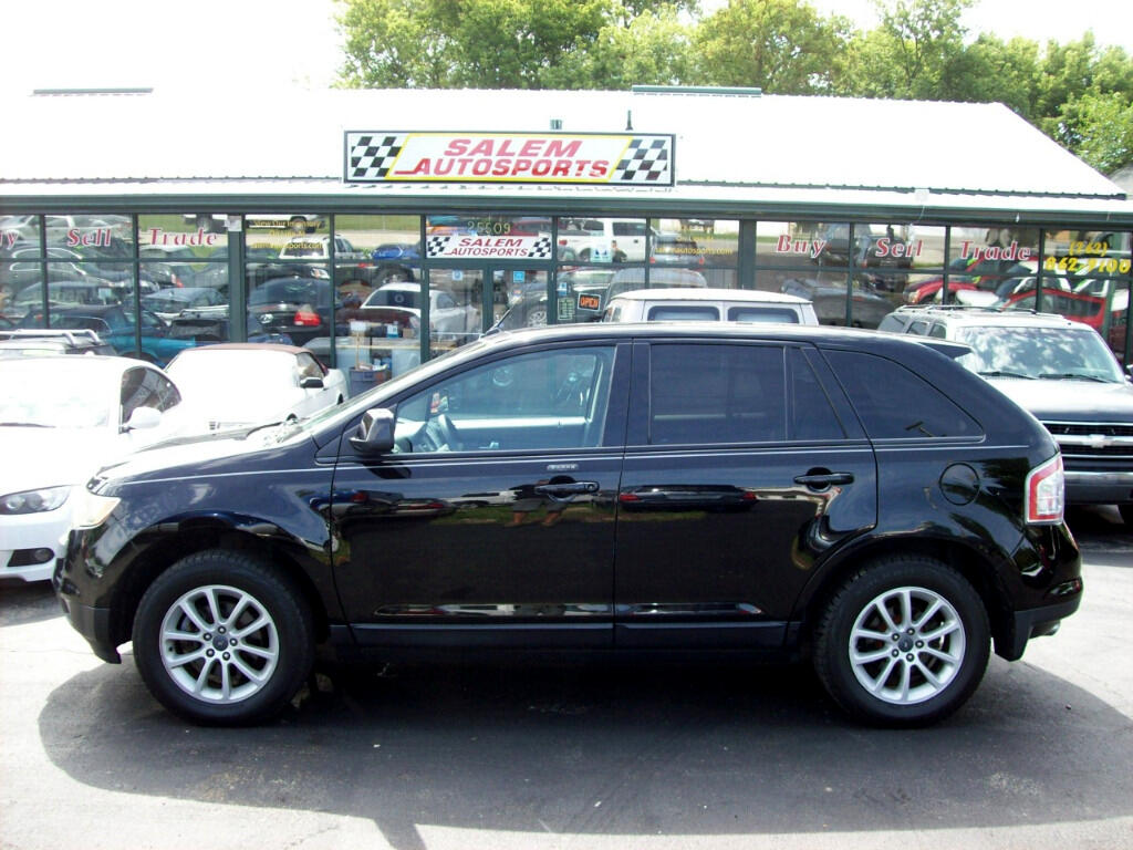 2007 Ford Edge AWD 4dr SEL PLUS