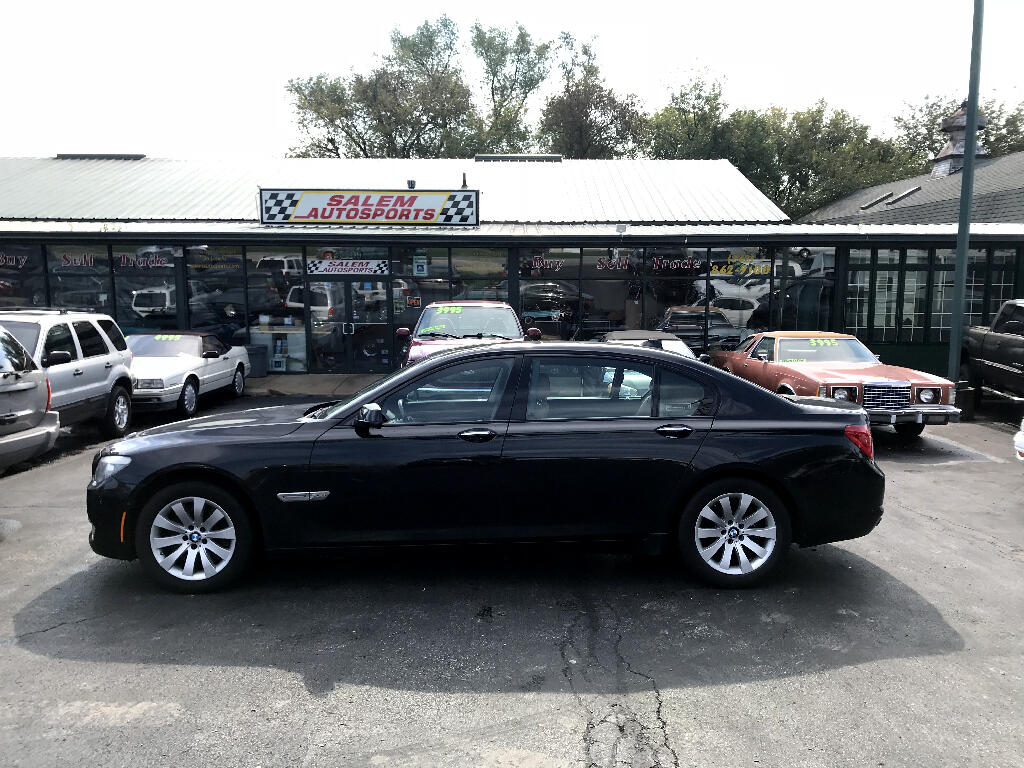 2010 BMW 7 Series 4dr Sdn 750Li xDrive AWD