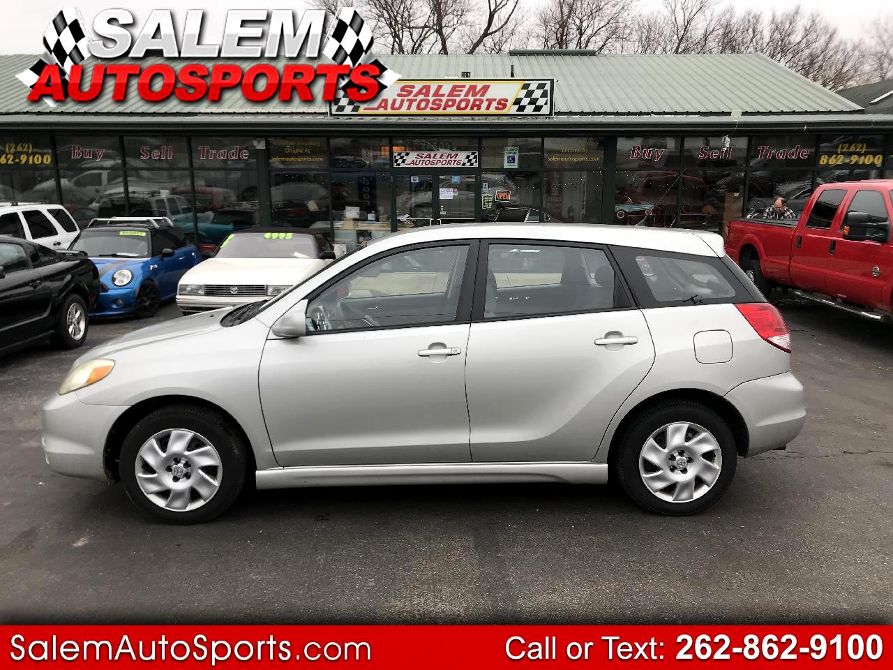 2003 Toyota Matrix 5dr Wgn Std Auto (Natl)