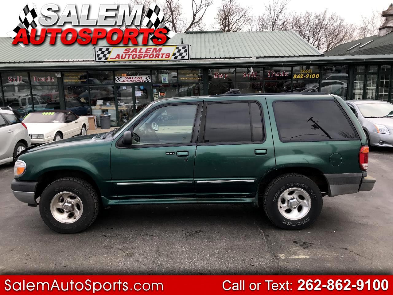 2001 Ford Explorer 4dr 112