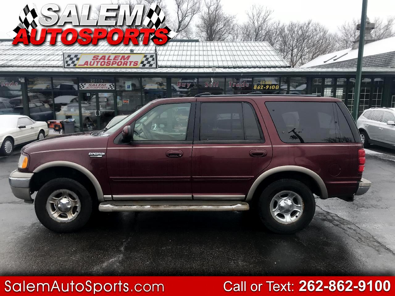 "2000 Ford Expedition 119"" WB Eddie Bauer 4WD"