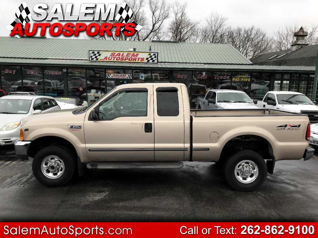 """1999 Ford Super Duty F-250 Supercab 142"""" Lariat 4WD"""
