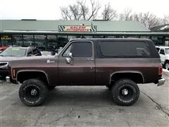 1978 Chevrolet C/K 10 Blazer