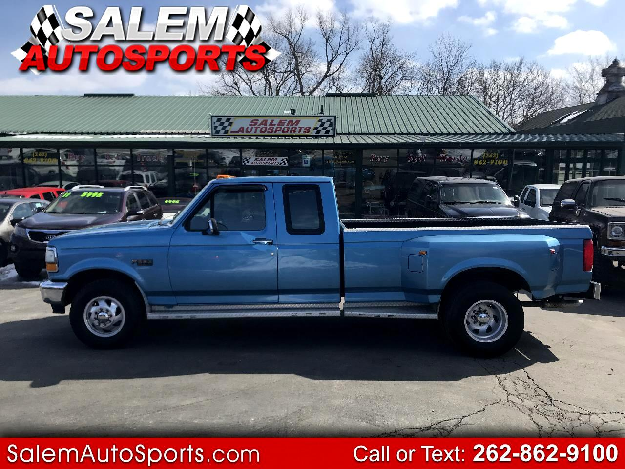 1993 Ford F-350 Supercab Styleside 155