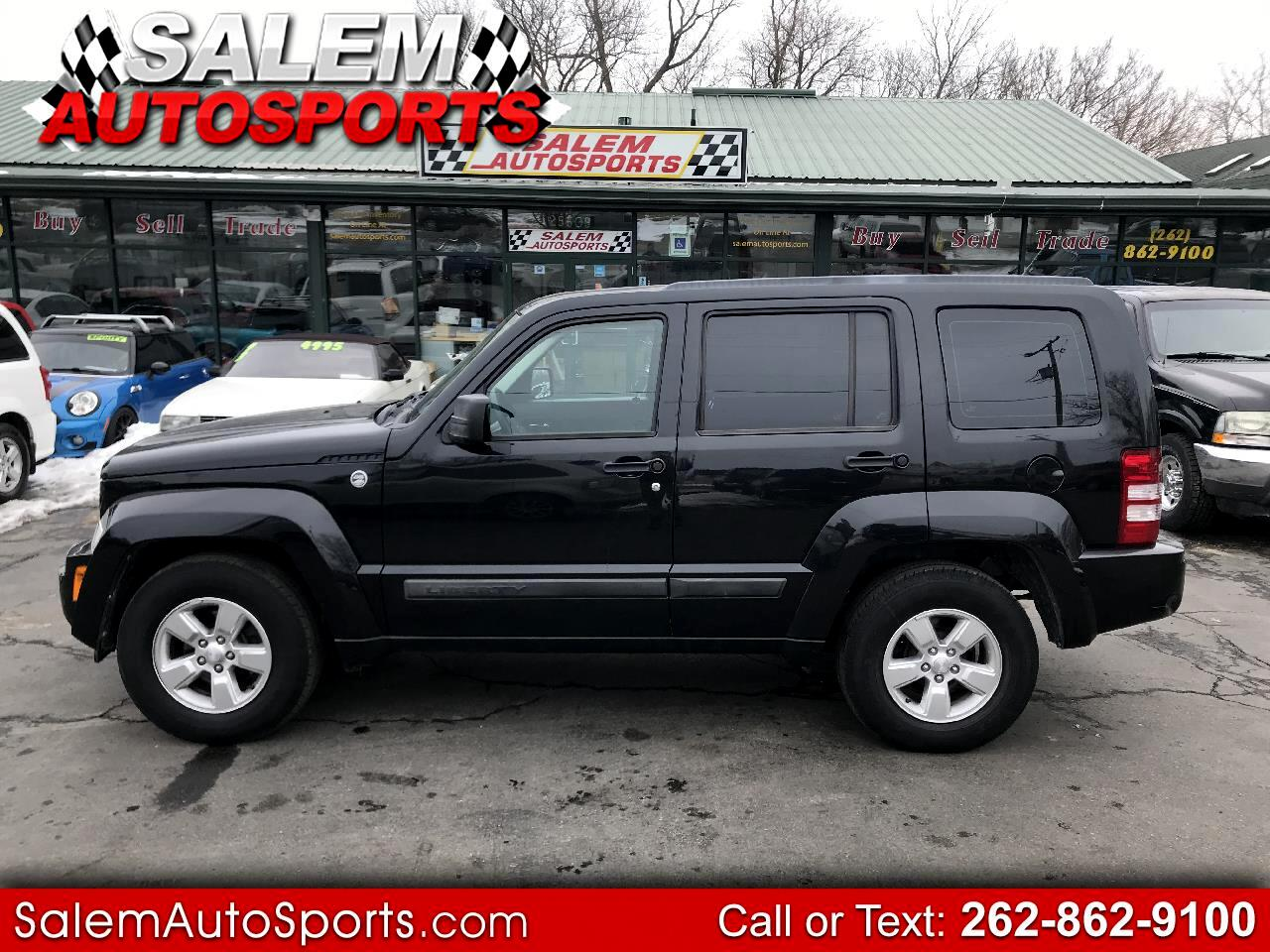 2012 Jeep Liberty 4WD 4dr Sport