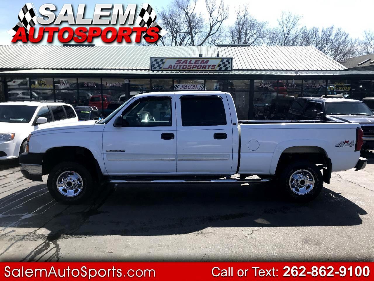 2004 Chevrolet Silverado 2500HD Crew Cab 153