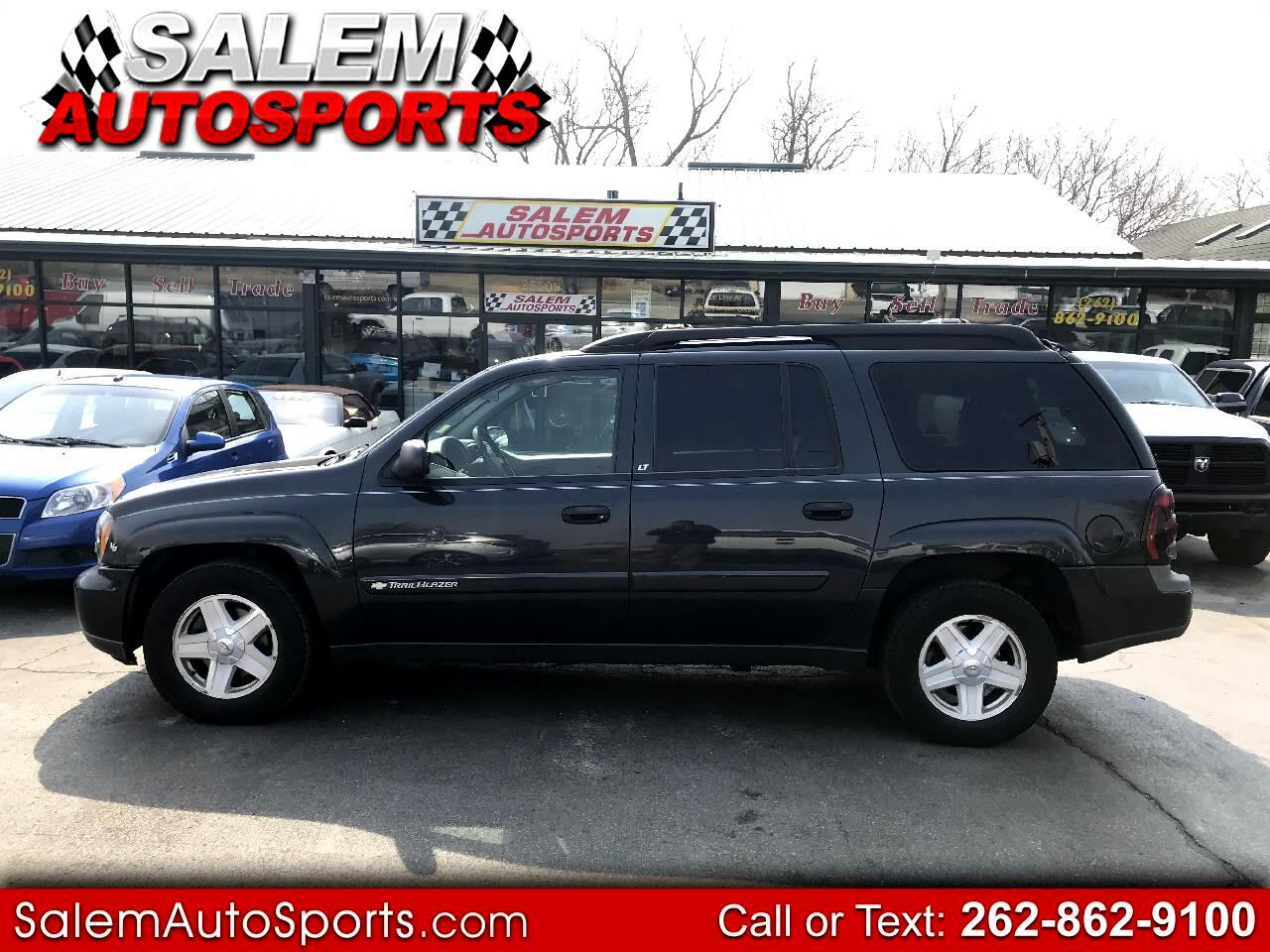 2003 Chevrolet TrailBlazer 4dr 4WD EXT LT