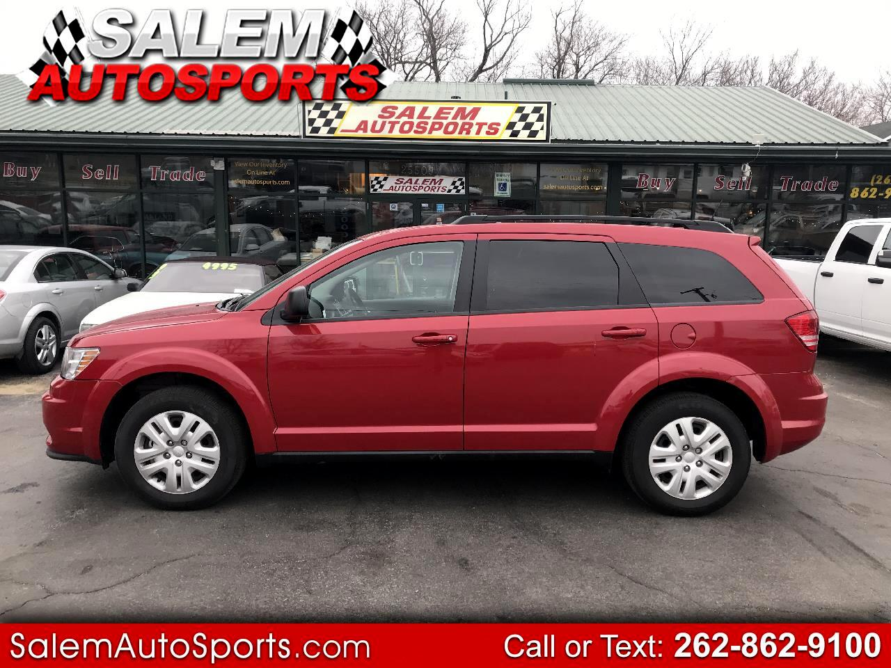 Dodge Journey SE FWD 2017