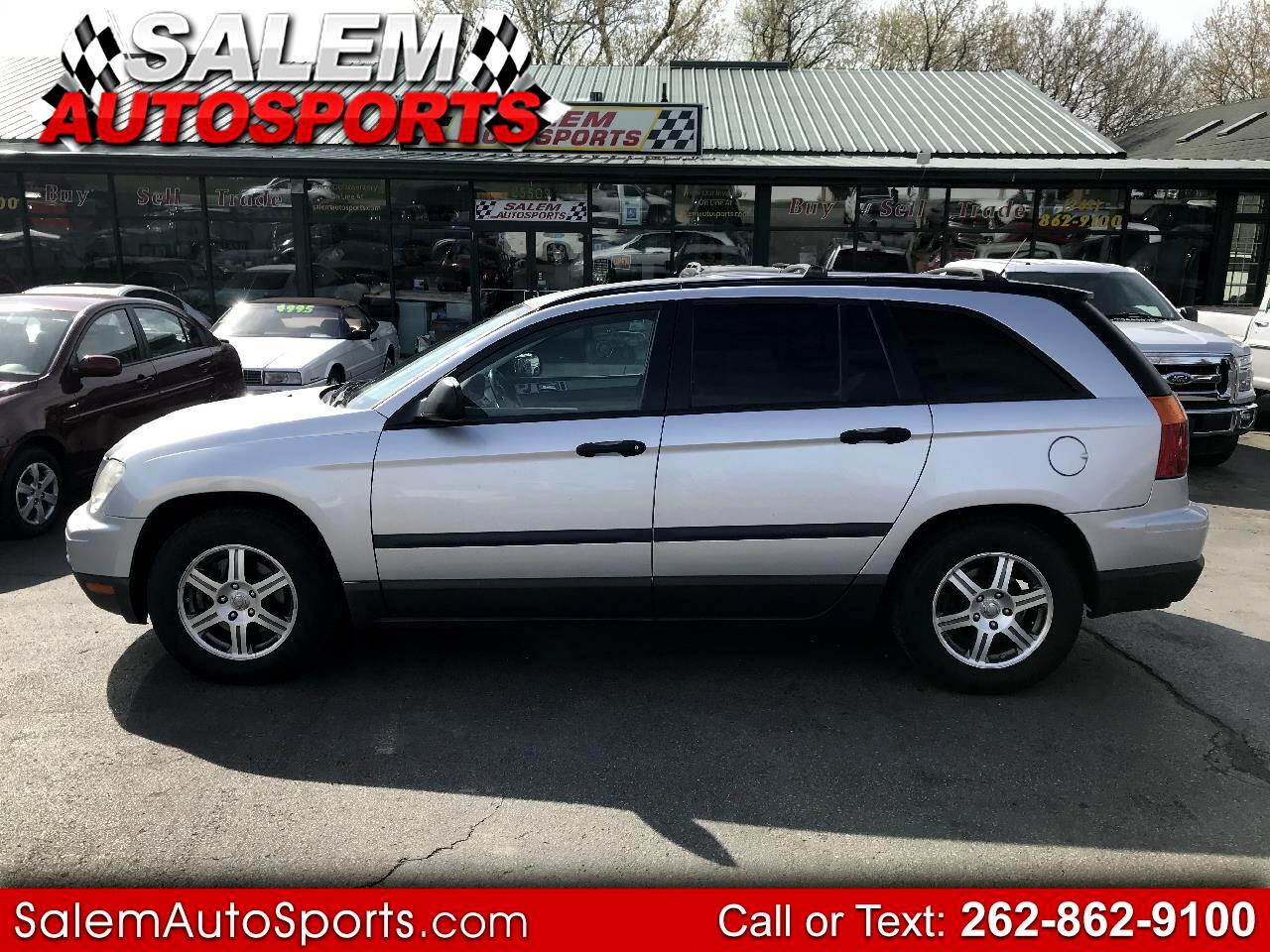 Chrysler Pacifica 4dr Wgn FWD 2007