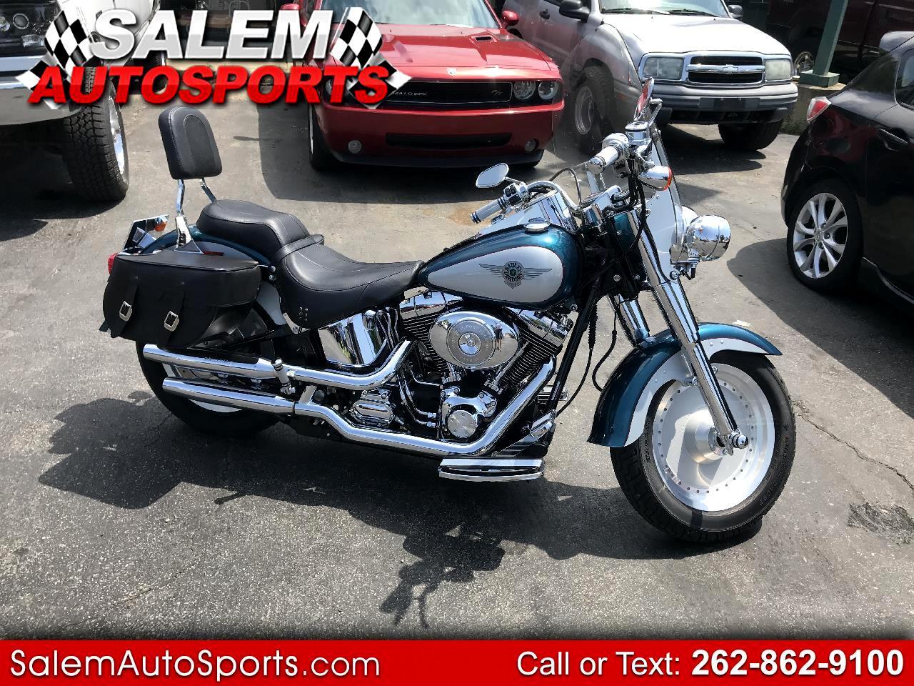 2004 Harley-Davidson FLSTFI Fat Boy