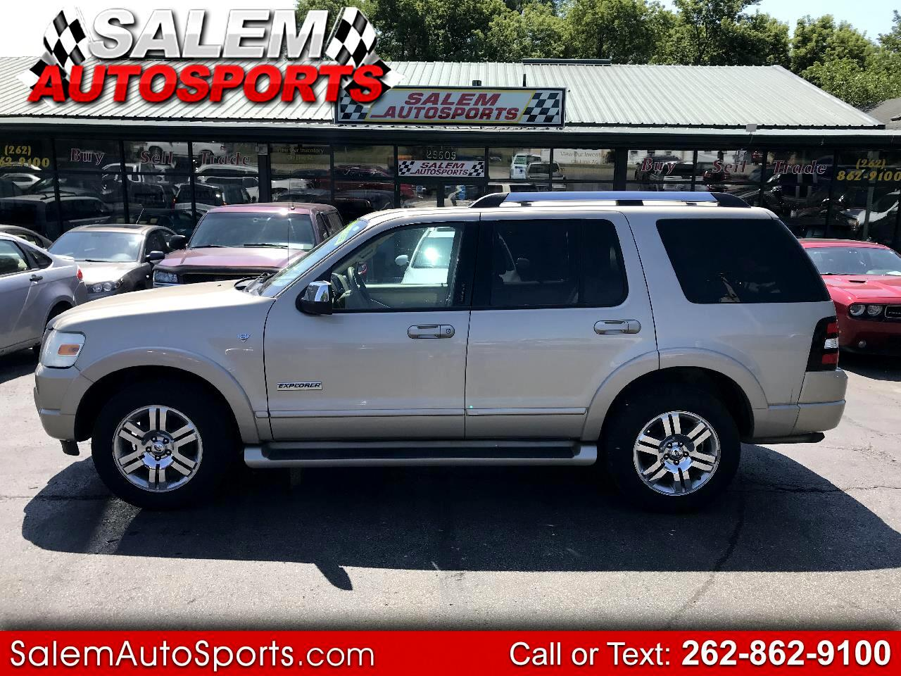 2007 Ford Explorer 4WD 4dr V8 Limited