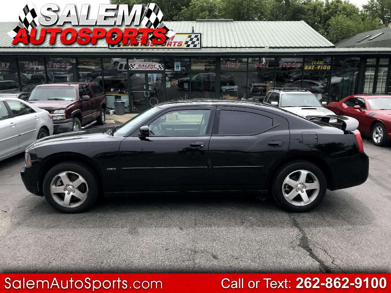 2009 Dodge Charger 4dr Sdn R/T AWD