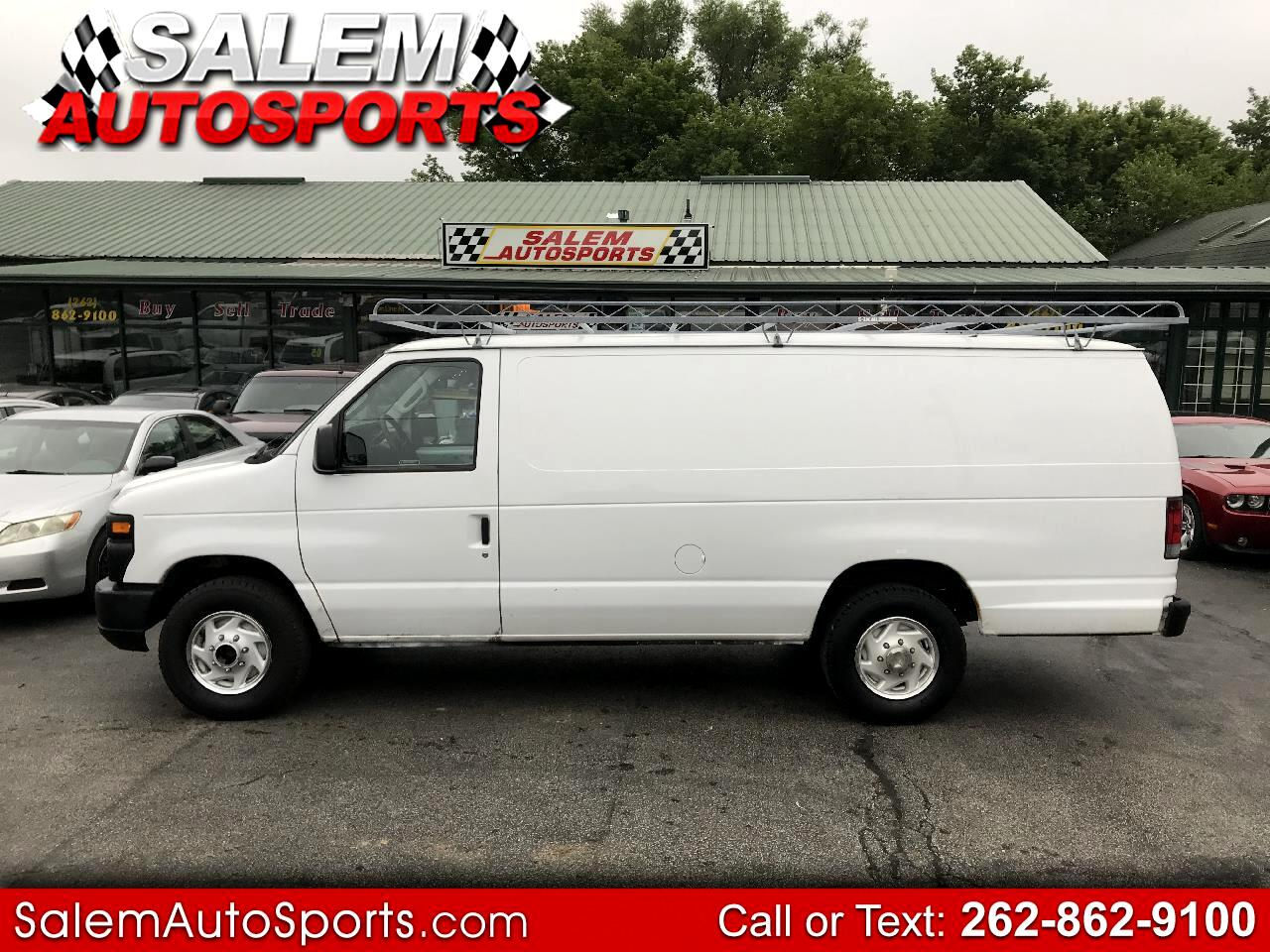 2011 Ford Econoline Cargo Van E-250 Ext Recreational