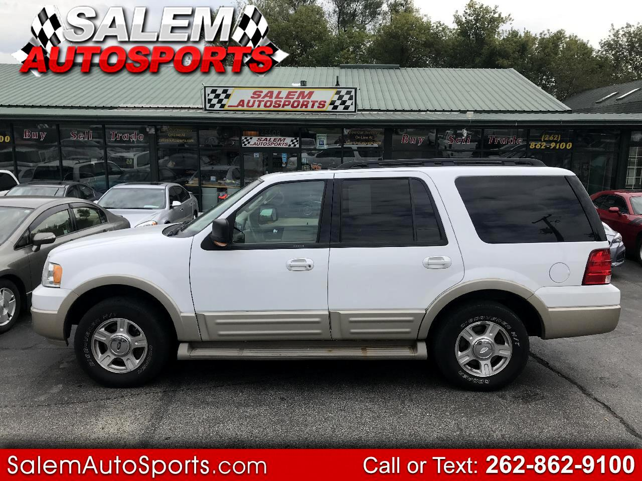 Ford Expedition 4dr Eddie Bauer 4WD 2006