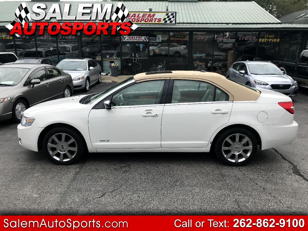 Lincoln MKZ 4dr Sdn AWD 2008