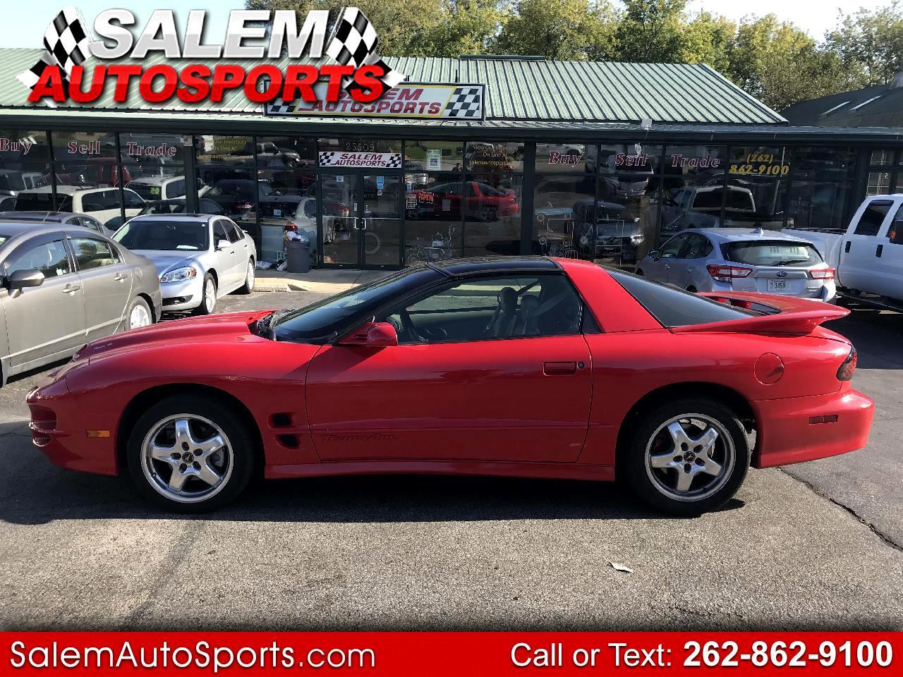 Pontiac Firebird 2dr Cpe Trans Am 2002