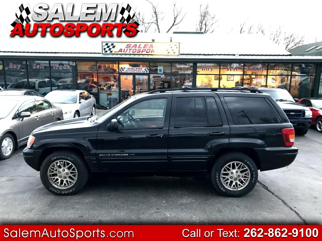 Jeep Grand Cherokee 4dr Limited 4WD 2003