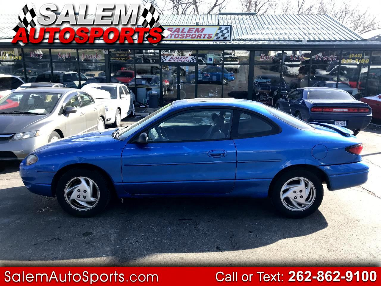 Ford Escort 2dr Cpe ZX2 Deluxe 2002