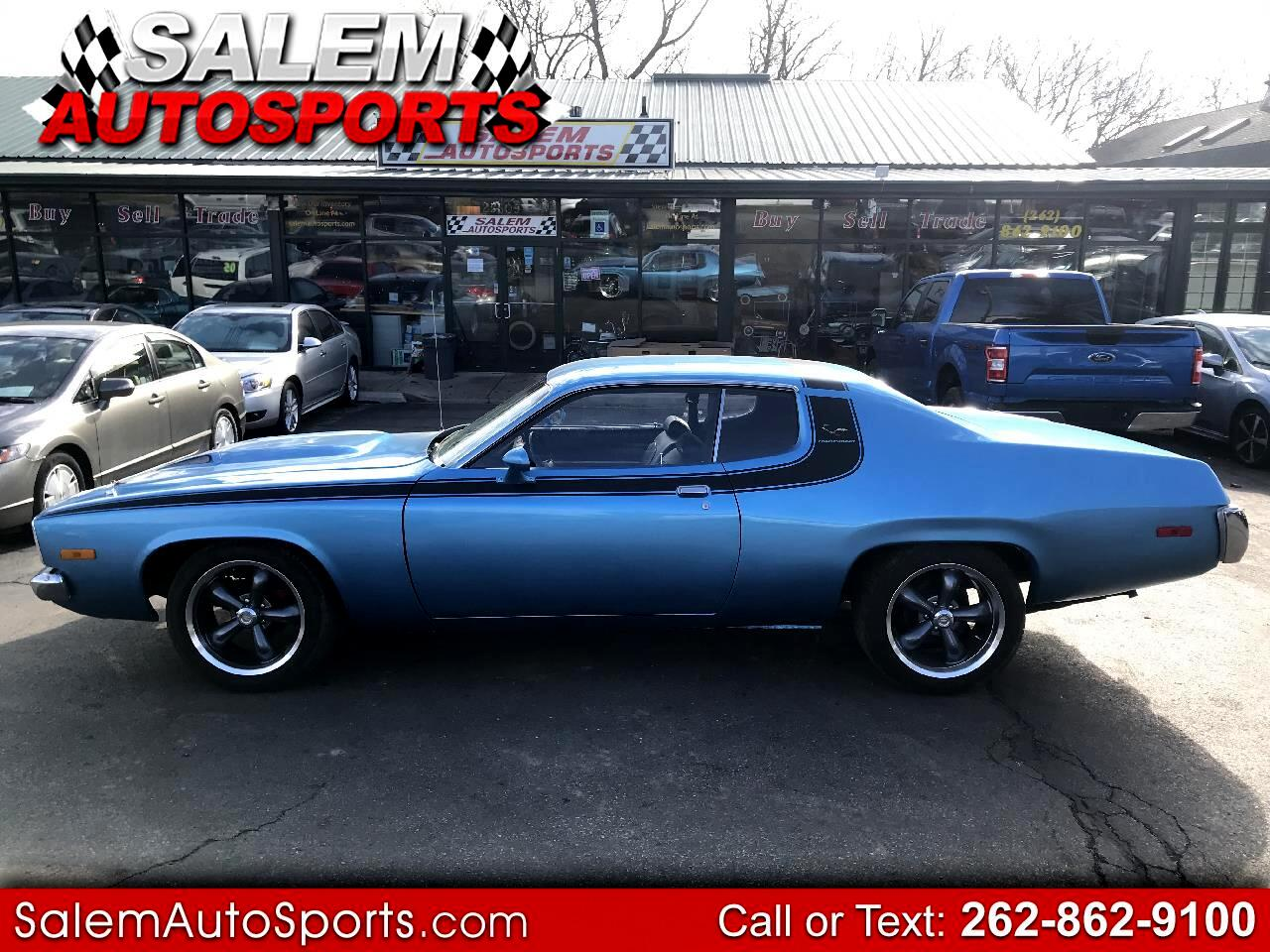 Plymouth Roadrunner  1974