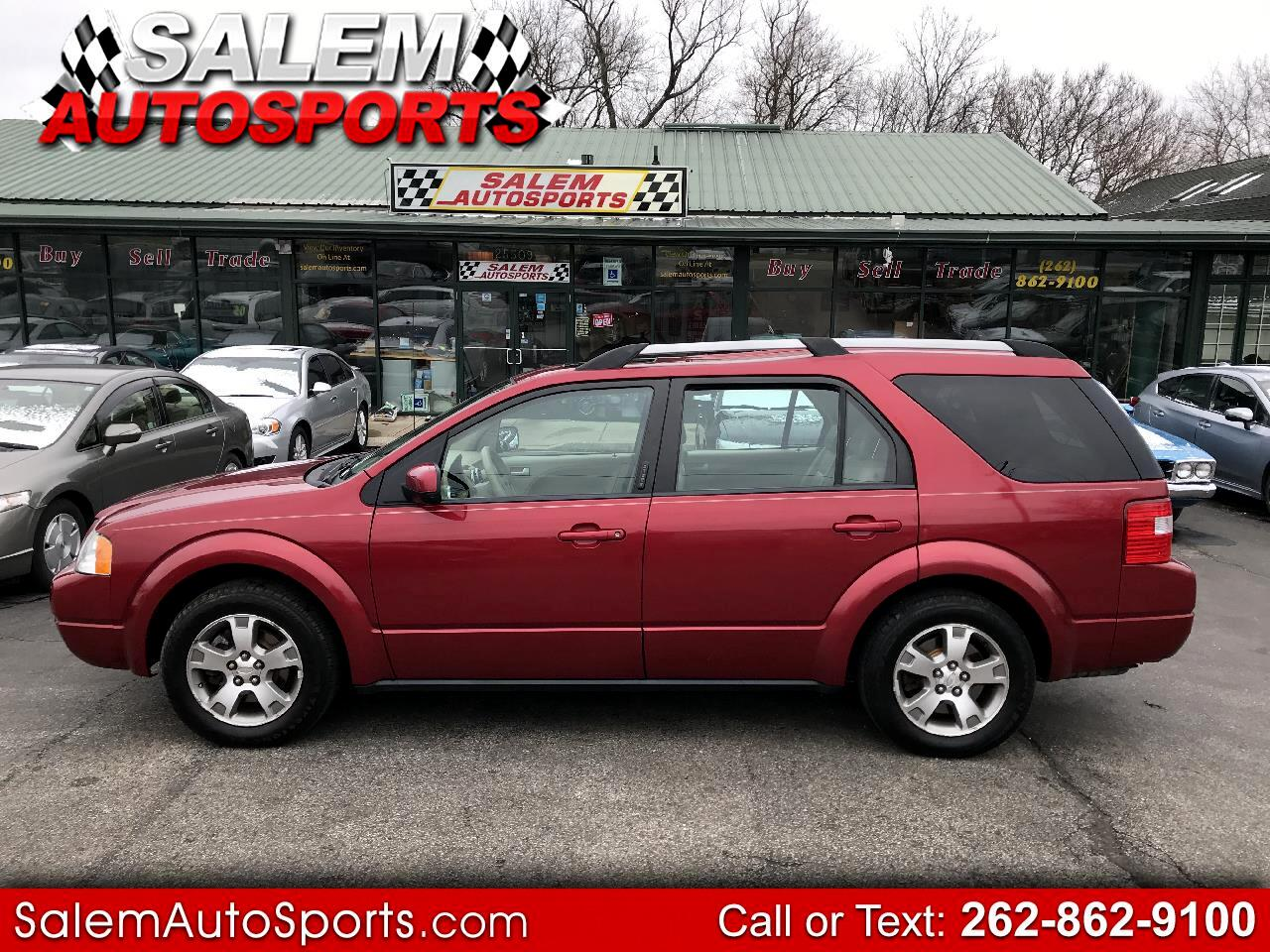 Ford Freestyle 4dr Wgn Limited 2006