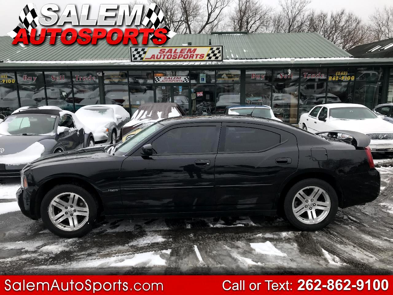 Dodge Charger 4dr Sdn R/T RWD 2008